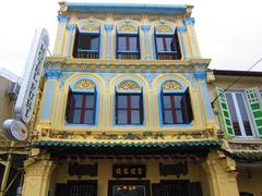 Facade of Puri Hotel