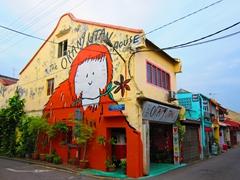 Orangutan house; Malacca