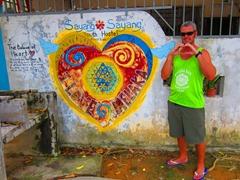 Robby loves Malacca!