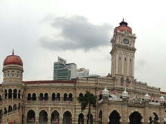 19th century Sultan Abdul Samad Building; Merdeka Square