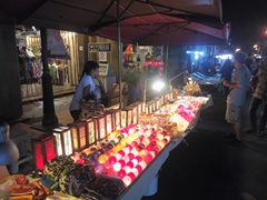 Jonker night market scene