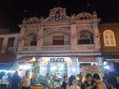 Ornate storefront on Jonker Street