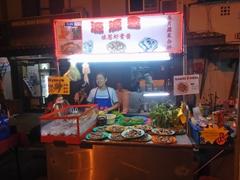 Seafood shack; Jonker Street
