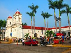 View of Saint Augustine Church; Tapachula
