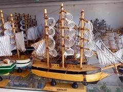 Wooden sailboat for sale; Santa Cruz