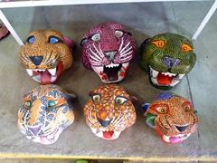 Fancy a colorful jaguar head? Big selection here...