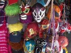 Mexican wrestling masks for sale