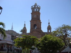 Cathedral of Our Lady of Guadalupe; Puerto Vallarta