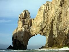 El Arco de Cabo San Lucas is the extreme southern tip of Mexico's Baja California Peninsula