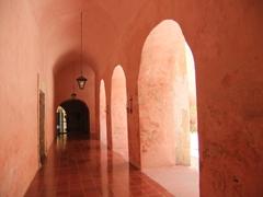 Interior of Iglesia de San Bernardino de Siena; Valladolid