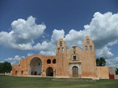 Mani's Franciscan church