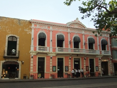 At the turn of the 20th Century, Merida had more millionaires than any other city in the world. The gorgeous homes and buildings lining the streets of Merida showcase the city's wealth