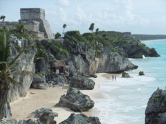 Another view of gorgeous Tulum