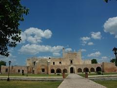View of Iglesia de San Bernardino de Siena; Valladolid
