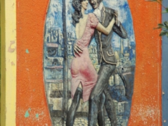 Tango is a huge deal in tango-crazy Buenos Aires