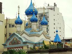 Russian Orthodox Church; Buenos Aires
