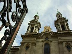 Cathedral near San Telmo; Buenos Aires