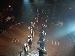 """Tango dancers at """"Senor Tango"""""""