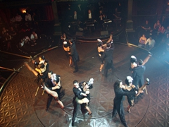 We really enjoyed the tango show, which is a must for every Buenos Aires visitor