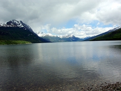 Tierra del Fuego park is an outdoorsman's paradise with waterfalls, mountains, glaciers and forests to explore