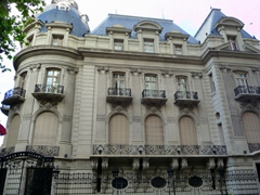 The French Embassy (9 Julio Road); Buenos Aires