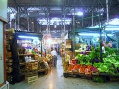 Indoor market place; San Telmo, Buenos Aires