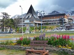 "Ushuaia rightfully earns the nickname ""Switzerland of South America"""