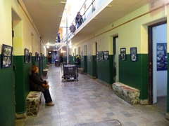 The prison/maritime museum in Ushuaia is excellent and we enjoyed spending several hours here
