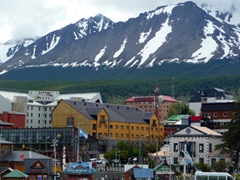 Ushuaia is a scenic waterfront city that warrants a few days of exploration