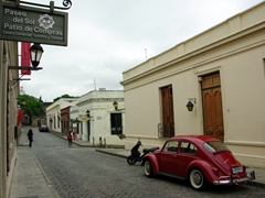 Colonia has been perfectly preserved and is a popular daytrip from neighboring Buenos Aires