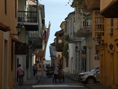 Get lost in the quaint alleyways of Cartagena...its an amazing city to explore on foot