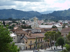 Gorgeous vistas abound in Cuenca