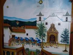 Wall mural of Monastery of El Carmen de Asuncion