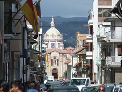 Cathedral San Blas, Cuenca