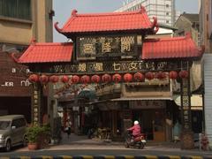 Tainan street scene
