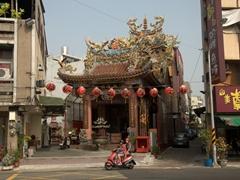 Fa-Hua Temple; Tainan
