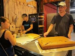 Suncake, a popular Taiwan treat