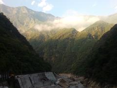 Beautiful views everywhere we look in Taroko
