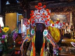 City God Temple; Tainan