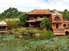 Lin An Tai historical house