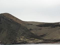 The volcanic contours of beautiful Bartolome Island