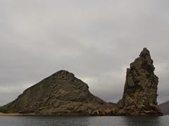 Bartolome's rugged landscape