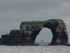 Darwin's Arch...every avid SCUBA diver's dream is to dive here!