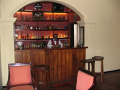 Bar at St. Andrews Hotel, Nuwara Eliya