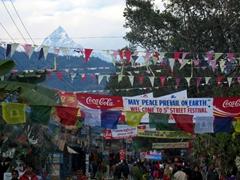 New Years Street Festival, Pokhara