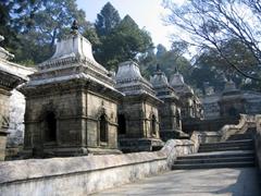Fertility Temples of  Pashupatinath; Kathmandu