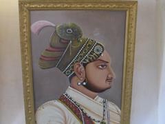 Portrait of a Maharaja, Jaisalmer Fort