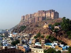 Drive up to Meherangarh Fort; Jodhpur