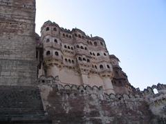 View of Meherangarh Fort, Jodhpur
