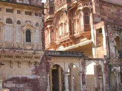 Fading glory, Jodhpur's Meherangarh Fort